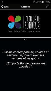 L'Emporte Bonheur apk screenshot