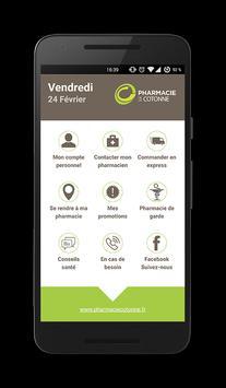 Pharmacie de la Cotonne apk screenshot