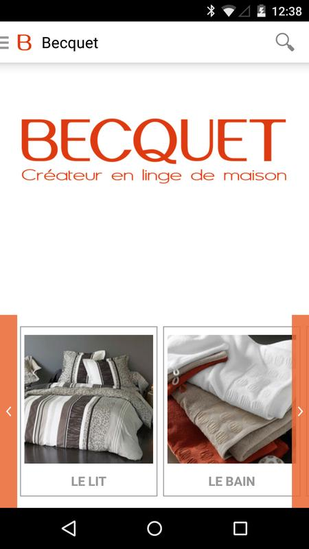 application becquet para android apk baixar. Black Bedroom Furniture Sets. Home Design Ideas