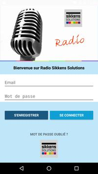 Radio Sikkens Solutions screenshot 1