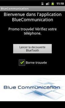 BlueCom - Demo poster