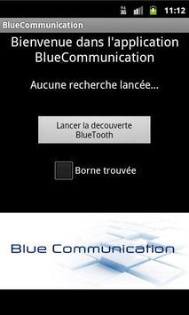 BlueCom - Demo apk screenshot