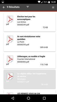 ZeDOC Net Solution Mobile screenshot 3