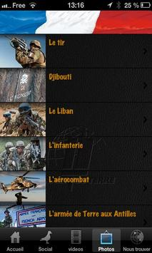 Armée de Terre apk screenshot