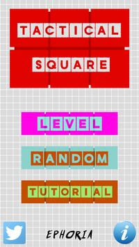Tactical Square poster