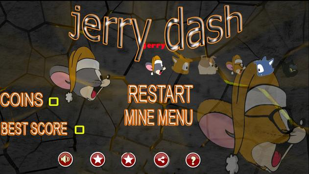 jerry dash screenshot 1