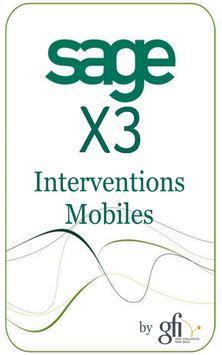 X3 Intervention Mobile apk screenshot