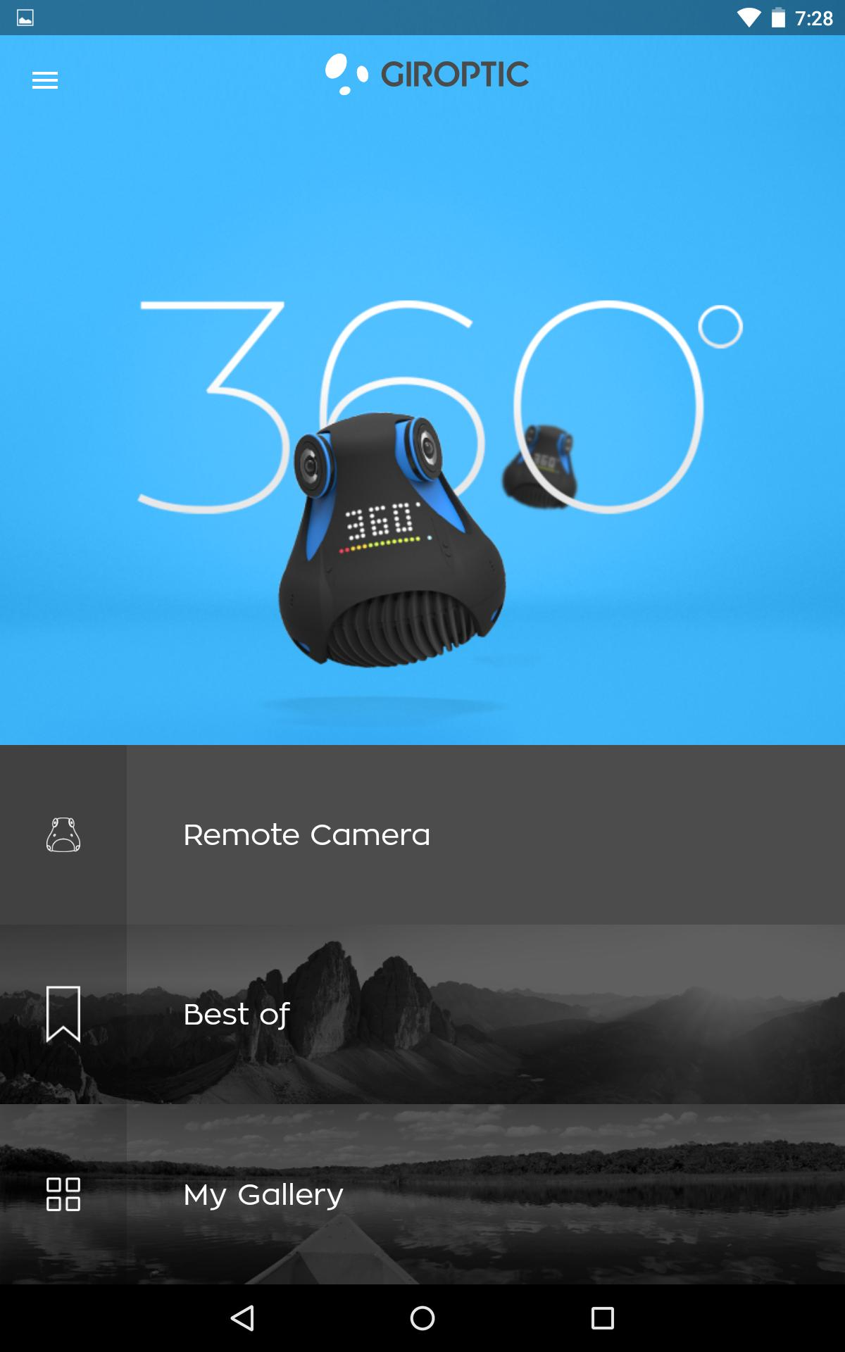 360cam for Android - APK Download