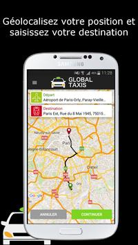 GLOBAL TAXIS poster