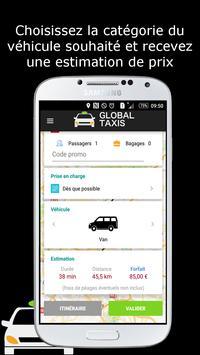 GLOBAL TAXIS screenshot 2