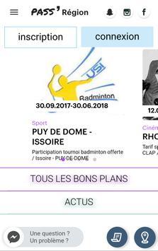 Pass'Région poster