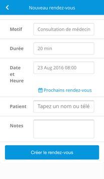 Doctolib Pro: Agenda praticien apk screenshot