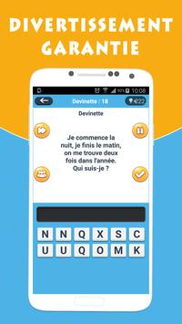 Devinette apk screenshot