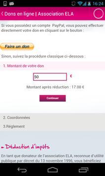 Association ELA apk screenshot