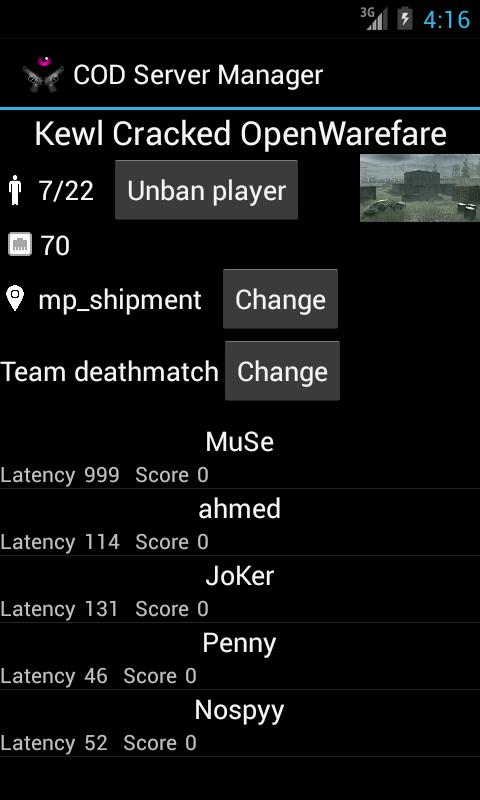 Game Server Manager for Android - APK Download