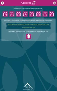 Bec d'Allier - AudioGuide apk screenshot