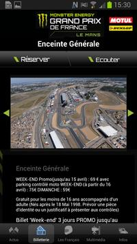 GPfrancemoto screenshot 3