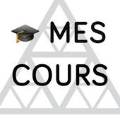 MesCours ENPC icon