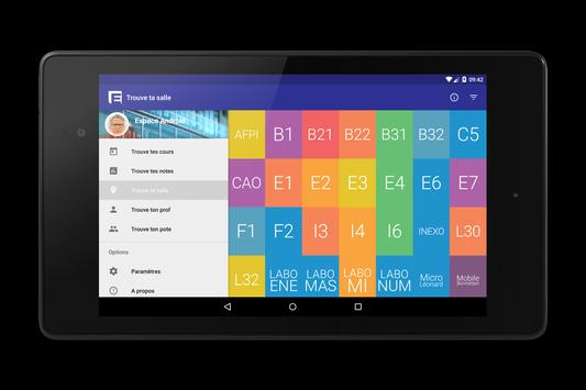 Espace Android screenshot 16