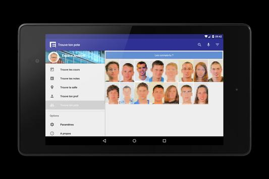 Espace Android screenshot 18