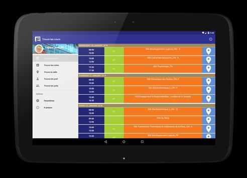 Espace Android apk screenshot