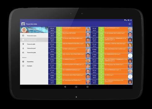 Espace Android screenshot 9