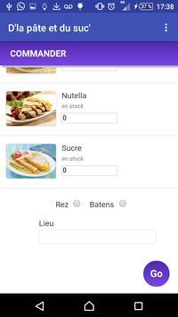D'la pâte et du suc' apk screenshot
