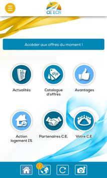 CE - ECR poster