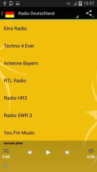 Radio Germany Region screenshot 3