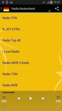 Radio Germany Region screenshot 4