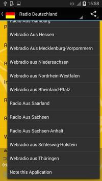 Radio Germany Region screenshot 6
