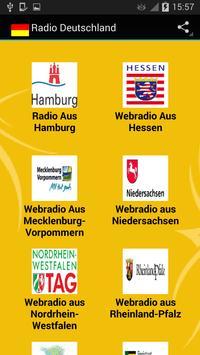 Radio Germany Region screenshot 8