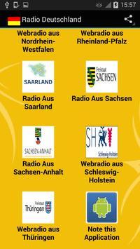 Radio Germany Region screenshot 9