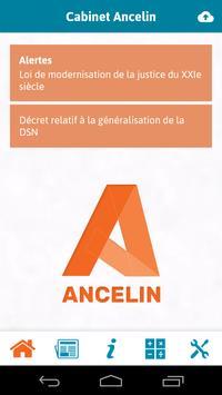Cabinet Ancelin poster