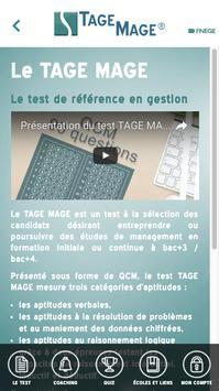 TAGE MAGE Officiel apk screenshot