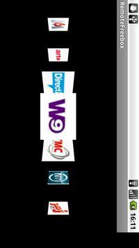 Remote Freebox apk screenshot