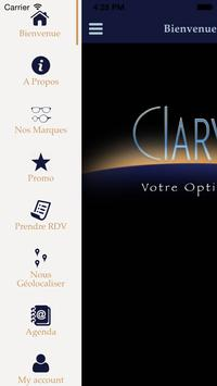 Clarya poster