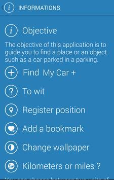 Find My Car - LabOfApp screenshot 6