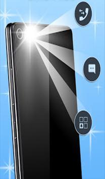 Flash Alert : Calls, SMS Pro poster