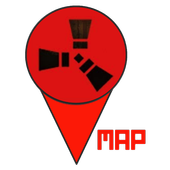 Rust Map icon