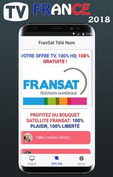 Tv France info Sat 2018 📡 - Regarde Chaine France screenshot 3