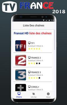 Tv France info Sat 2018 📡 - Regarde Chaine France screenshot 4