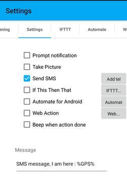 JG Dash Automation screenshot 2