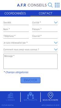 AFR Conseils screenshot 4