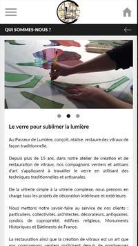 PASSEUR DE LUMIÈRE screenshot 1