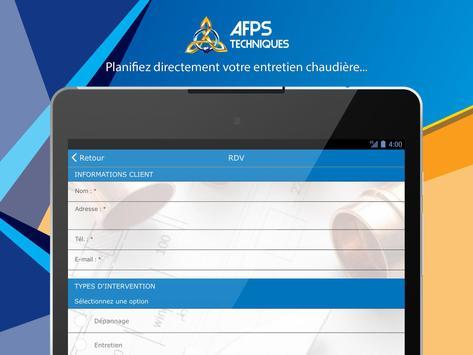 AFPS TECHNIQUES apk screenshot