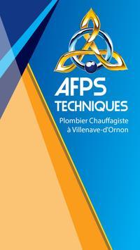 AFPS TECHNIQUES poster