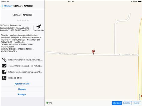 Mobinautic screenshot 2