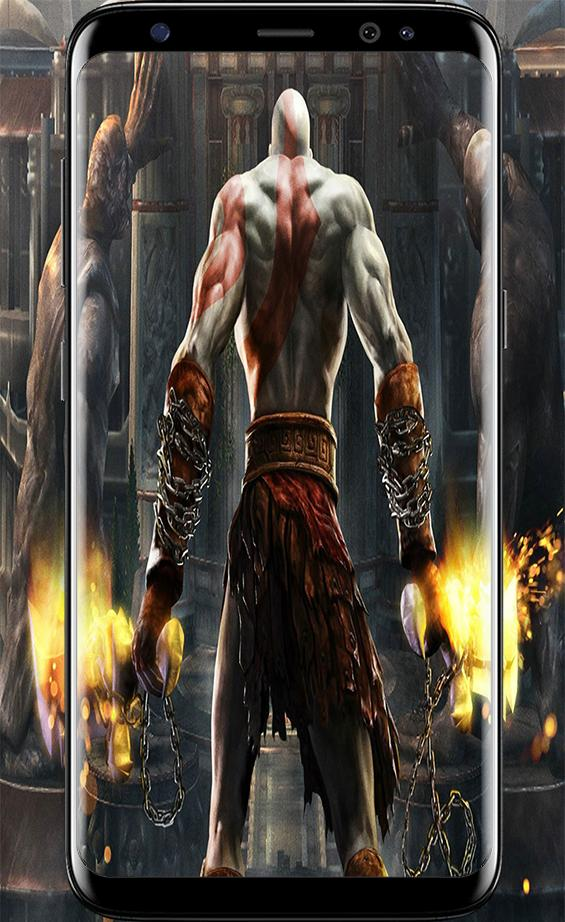 Kratos Wallpaper Hd For Android Apk Download