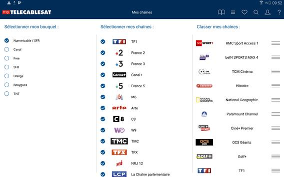 myTelecableSat screenshot 9